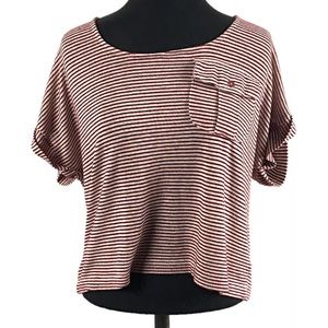 Urban Outfitters Pins and Needles Crop Top L